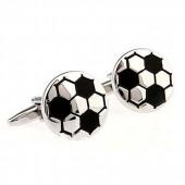 Футбольный мяч Запонки