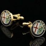Запонки Alfa Romeo