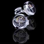 Часовой механизм Tourbillon Запонки