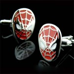 Человек-паук Запонки