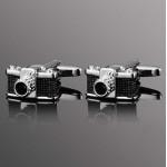 Запонки Фотоаппарат