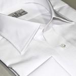 Colletto Bianco Премиум рубашка под запонки