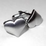 Острое сердце Запонки