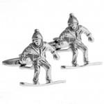 Сноубордисты Запонки
