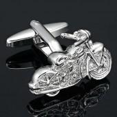 Запонки Мотоцикл