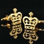 Корона империи Запонки